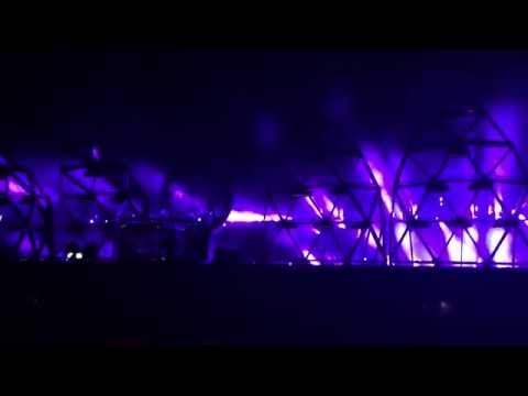 Deadmau5 ft. Grabbitz - Blood For The Bloodgoat (Live @ Governors Ball 2015) 6/6/15 - NEW STAGE