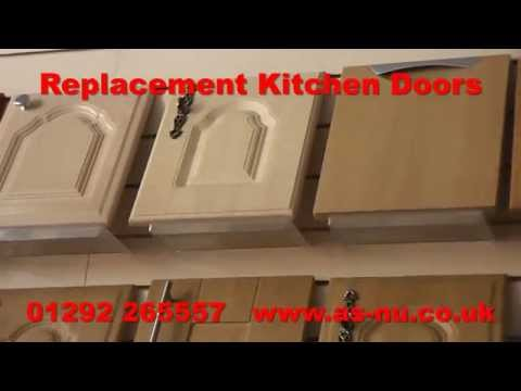 Replacement Kitchen Doors and Replacement Cupboard Doors