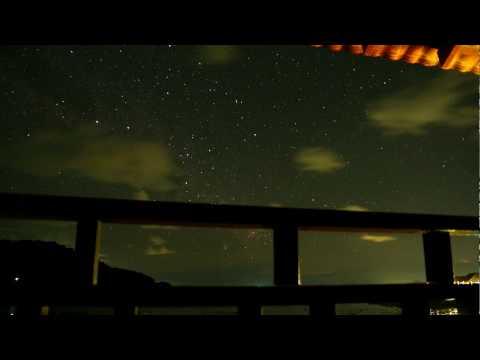 Southern Cross / Crux setting in gem island - FullHD quality [HD]