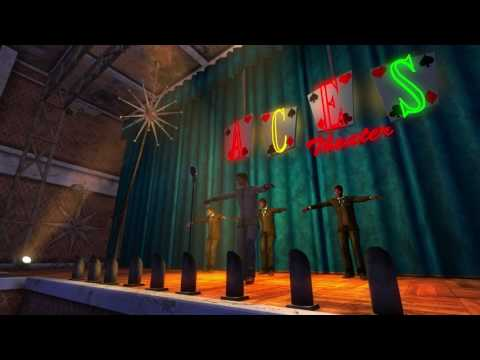 Fallout New Vegas  - The Rad Pack Song and Dance Revue Performance