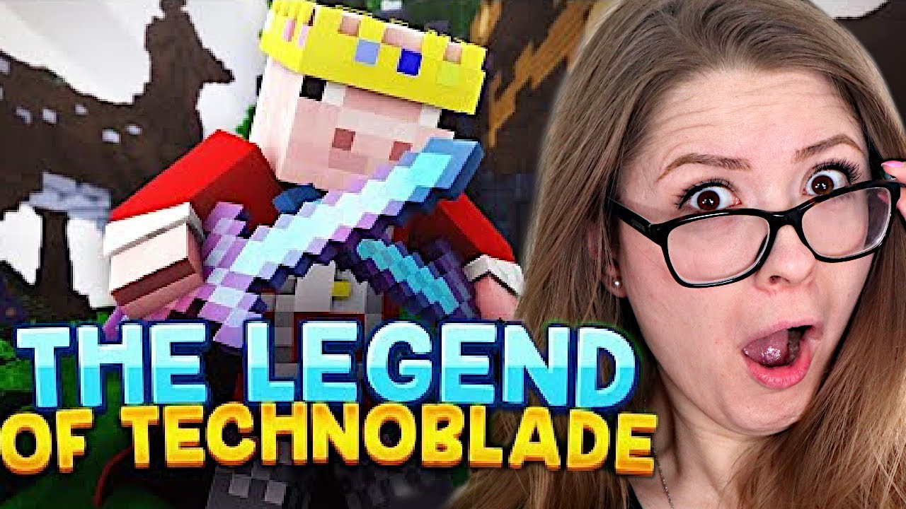 The Legend of Technoblade Reaction