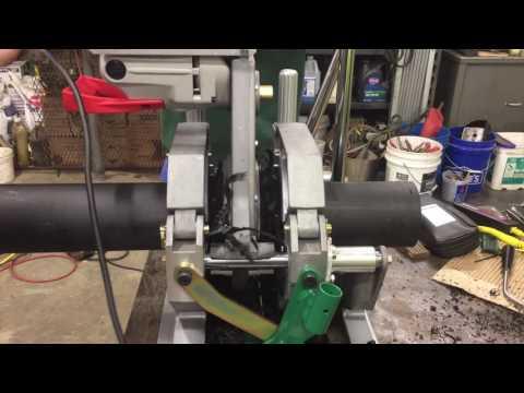 CCS Pipe Fusion
