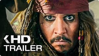 PIRATES OF THE CARIBBEAN: Dead Men Tell No Tales Featurette & Trailer (2017)