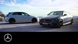 The new Mercedes-Benz A-Class 2018: World Premiere | Trailer