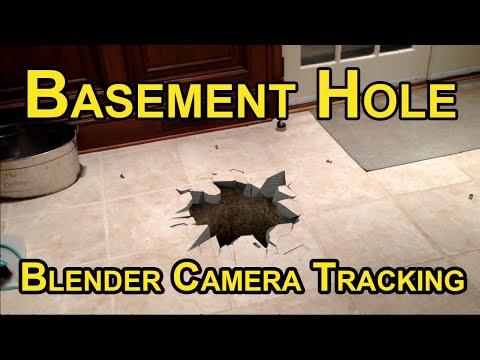 Basement Hole VFX