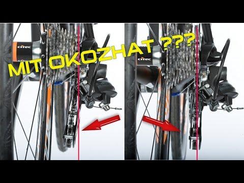 Hogy áll a kerékpár hátsó váltó? Kerüld el a galibát!