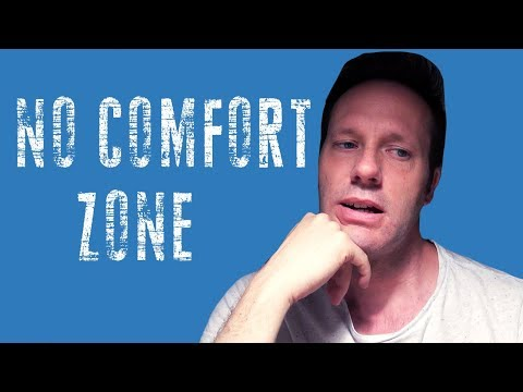 To leave your comfort zone - Good Talk about life