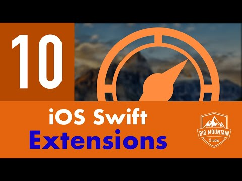 Swift Language Extensions - Part 10 - Itinerary App (iOS, Xcode 9, Swift 4)