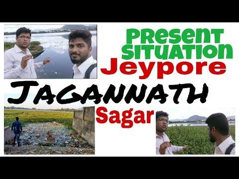 Jagannath Sagar Present Situation Jeypore ( Koraput l