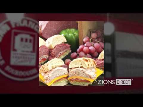 San Francisco Sourdough Eatery, Boise- Speaking on Business