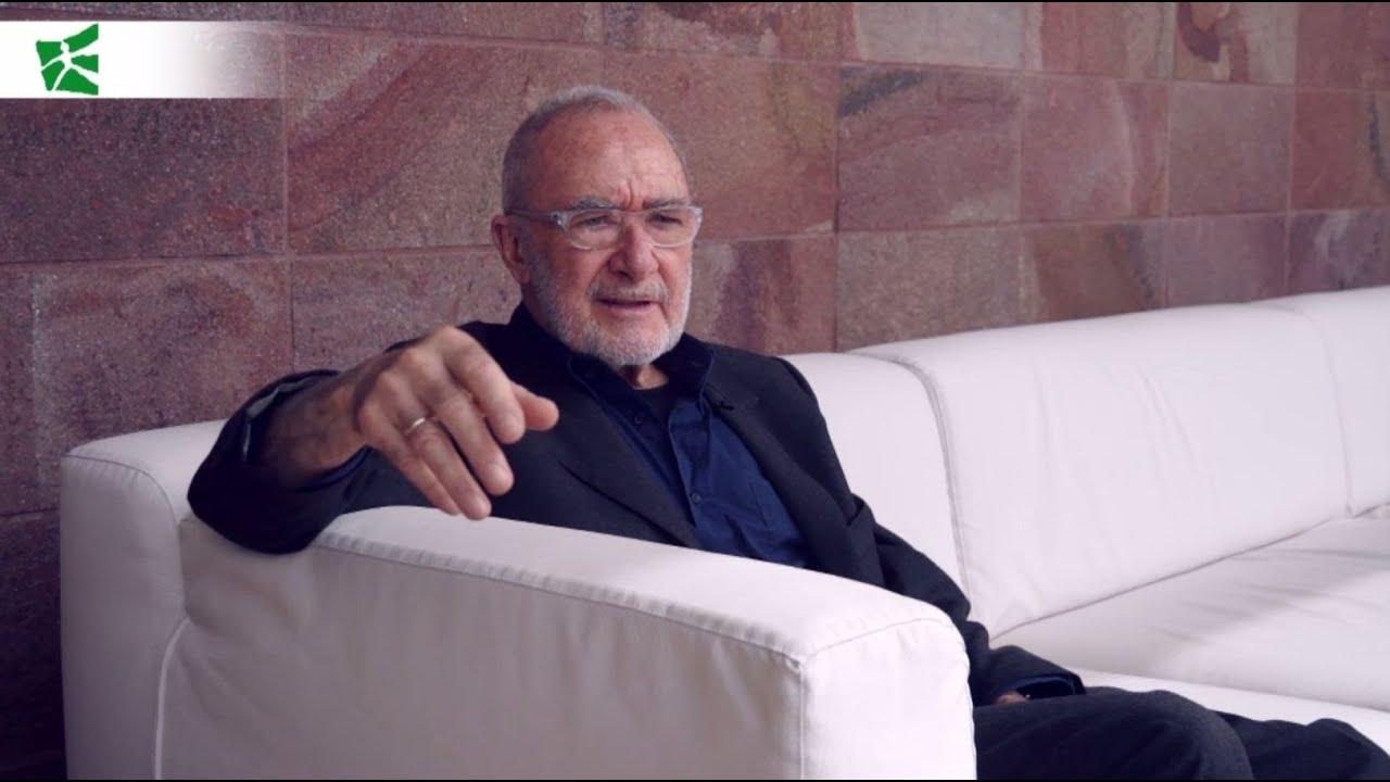 Gerhard Richters «St.Gallen» - ein Interview