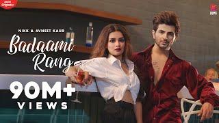 Gambar Badaami Rang (Official HD Video) Nikk Ft Avneet Kaur | Ikky | Bang Music | Latest Punjabi Songs 2020