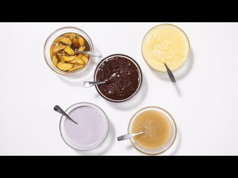 How to Make 5 Ice Cream Toppings | Sunset