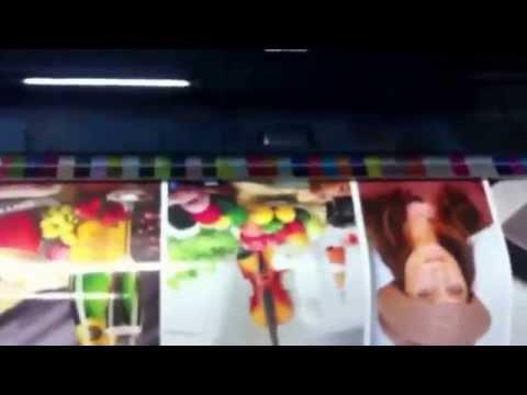 SAM*INK® inks HP Designjet D5800 Printer.