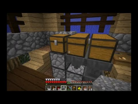 Lets Play SMP Minecraft with TheWalterd61 - Episode 4 - Change, Change, Change