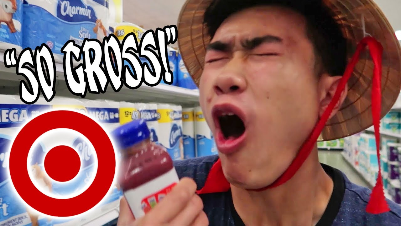 GOING TO TARGET FOR THE FIRST TIME EVER!!! | GING GING