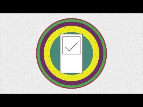 Voter education spot: How to Vote