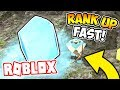 Download  FASTEST WAY TO RANK UP AND GET CRYSTAL ARMOR! (ROBLOX BOOGA BOOGA) MP3,3GP,MP4
