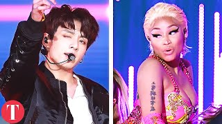 10 Bts Collaborations You Don