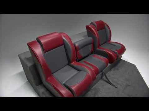DeckMate® Bass Boat Bucket Seats