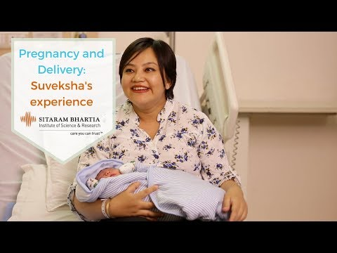 Pregnancy and Normal Delivery: Suveksha's experience