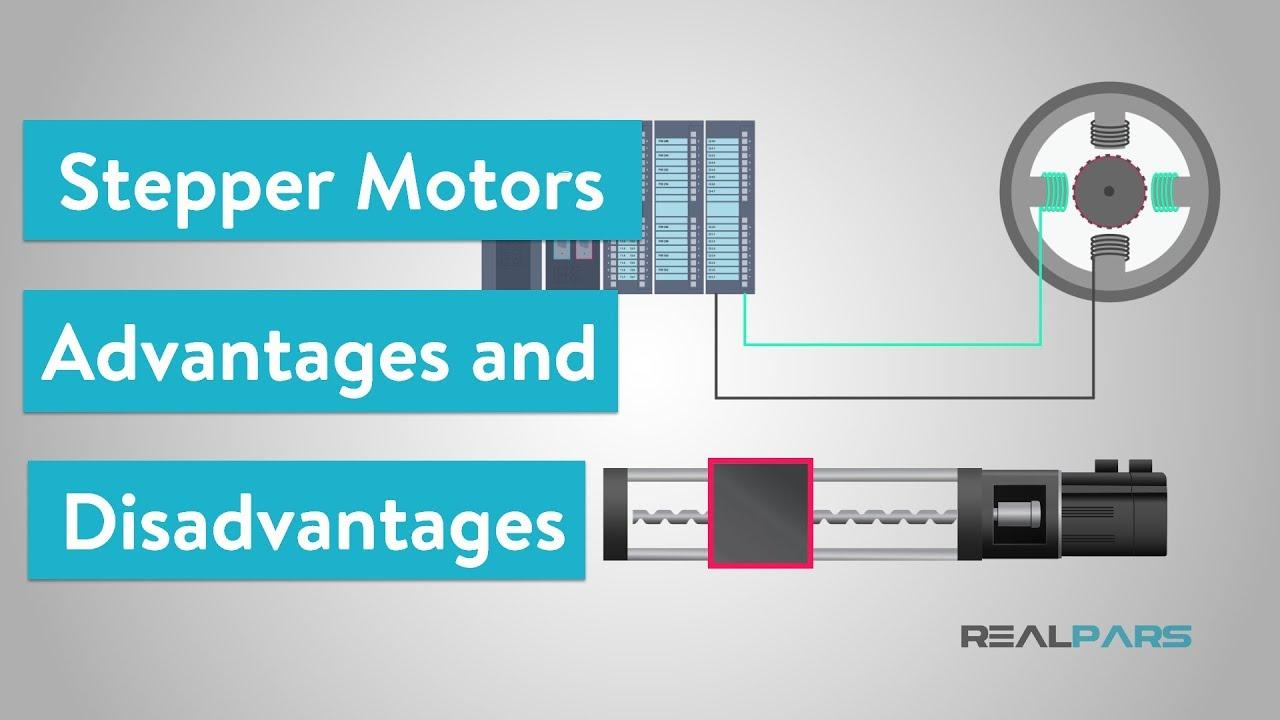 Stepper Motors Advantages and Disadvantages