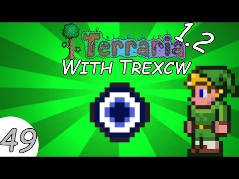 Terraria 1.2 with Trexcw - Episode 49: Quest for the Ankh Charm Part 2