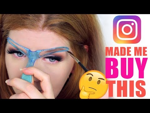 Weird Brow Products | Instagram Made Me Buy It!