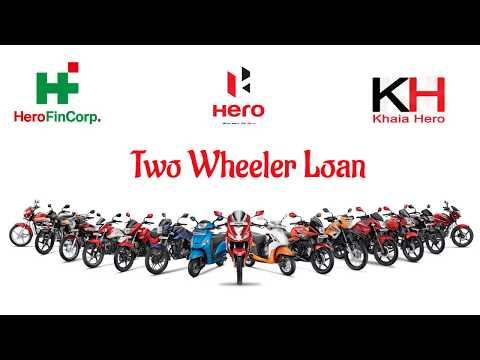 Khaia Hero Two Wheeler Loan , Hero Motocorp Ltd