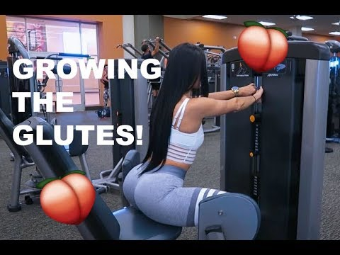 6 EXERCISES FOR BETTER GLUTES