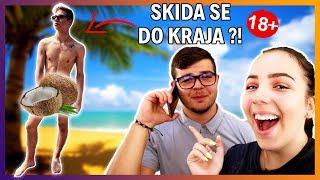 Download MARCO CUCCURIN MORAO POZIRATI GOL U REKLAMI?!? 😜🥥 | Prank call | Doris Stanković Video