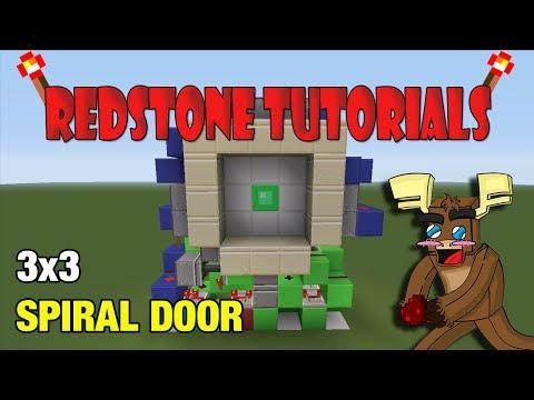 3x3 Spiral Door