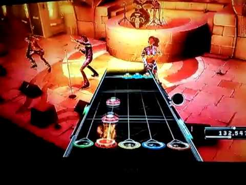 Guitar hero WOR Evil- Mercyful fate