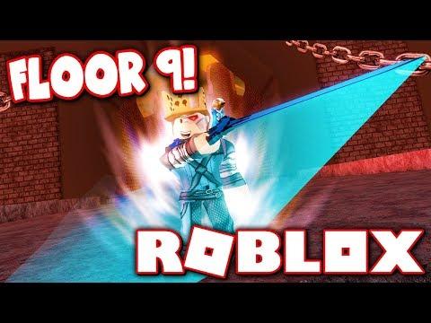 *NEW* FLOOR 9: VA' ROK RELEASED IN SWORDBURST 2!! (Roblox)