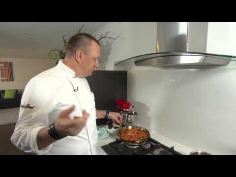 Ian Curley's Seafood Paella