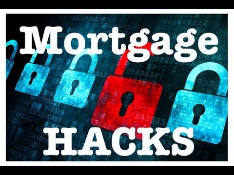 Mortgage Hacks to Save You Money!