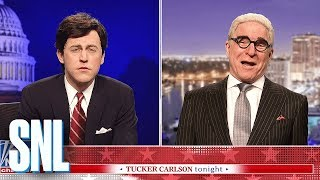 Download Tucker Carlson Cold Open - SNL Video