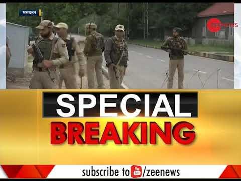 Special Breaking: Pak-based terror outfit Jaish-e-Mohammed (JeM) plans attack in Jammu Kashmir