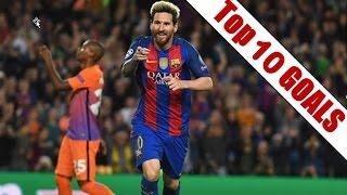 Top 10 Goals   Week 3, Champions League   2016-2017 Season