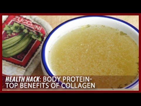 Body Protein   Top Benefits of Collagen: Health Hacks- Thomas DeLauer