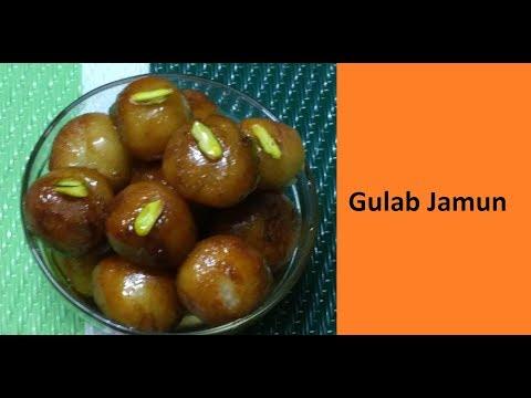Bread Gulab Jamun / No - 247