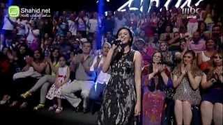 Arab Idol - النتائج - سلمى رشيد و زياد خوري