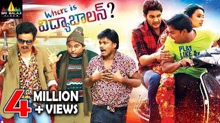 Where is Vidya Balan Telugu Full Movie | Sampoornesh Babu, Prince | Sri Balaji Video
