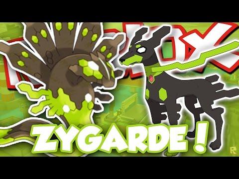FINDING ZYGARDE!!! / Roblox Adventures / Pokemon Fighters EX Gameplay