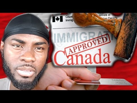 Jamaican Trucker Became Permanent Resident Of Canada Today | Jamaican Mobile Food Truck. Vlog #64