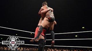 WWE Network: Finn Bálor vs. Samoa Joe - NXT Championship Match: WWE NXT TakeOver: London