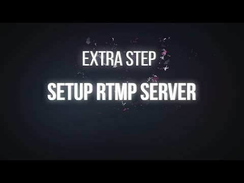 How to set up your own private RTMP server on dynamic IP