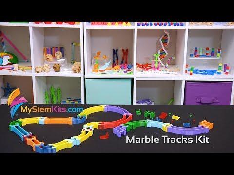 Marble Tracks Kit