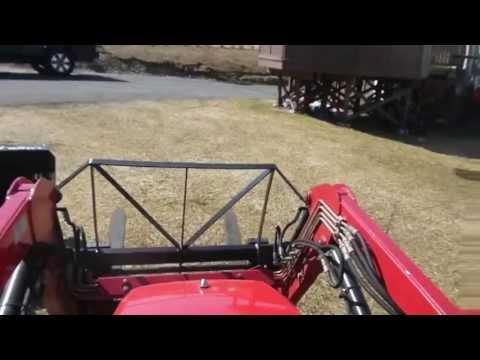 Homemade Skid Steer Quick Attach (SSQA)
