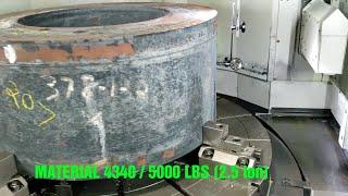 CNC VTL / 5000 LBS RING
